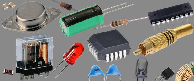 Votre distributeur de composants électroniques