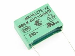 MKP62-275-X2-684K