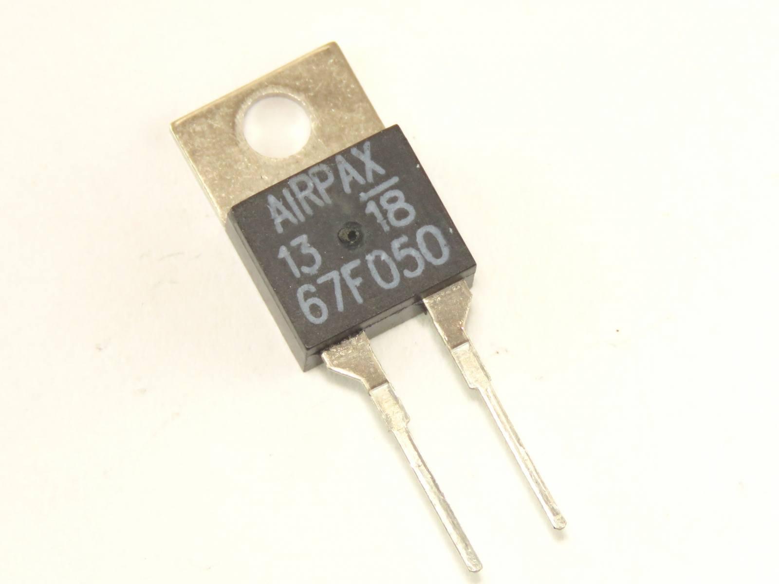 Thermostat 50°C 67F050