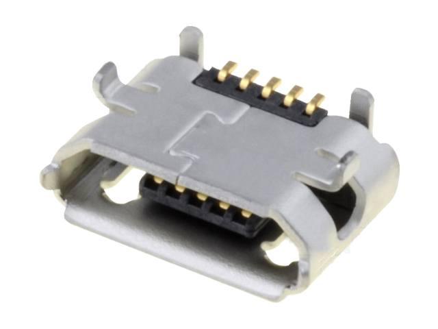 Connecteur micro USB CONN-USB-MIC-B-A