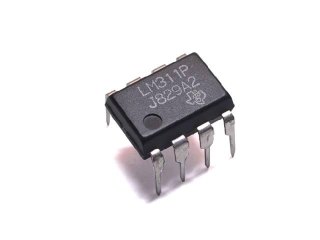 Kamenda 10 PCS LM393N LM393 DIP-8 Comparateur de tension a double tension faible puissance
