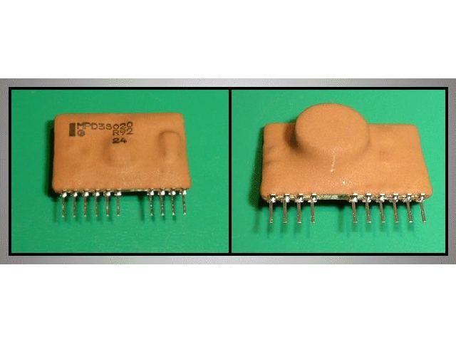 Module convertisseur DC-DC MPD3S020