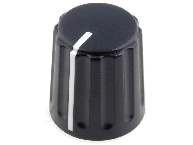 Bouton de potentiomètre POT-KNOB01-18B